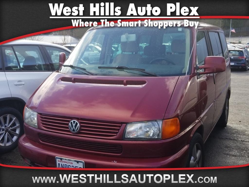 Volkswagen EuroVan 2001 $10000.00 incacar.com