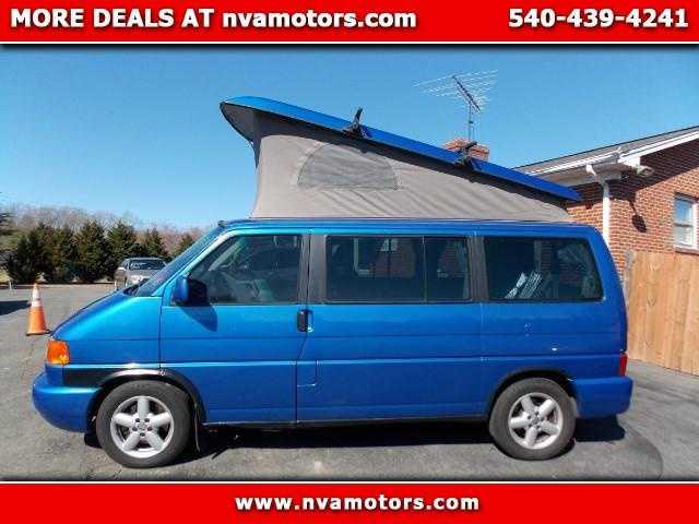 Volkswagen EuroVan 2001 $12999.00 incacar.com