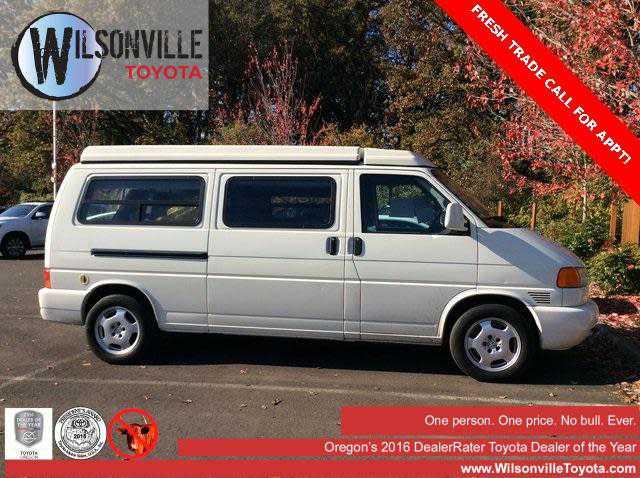 Volkswagen EuroVan 2001 $25981.00 incacar.com