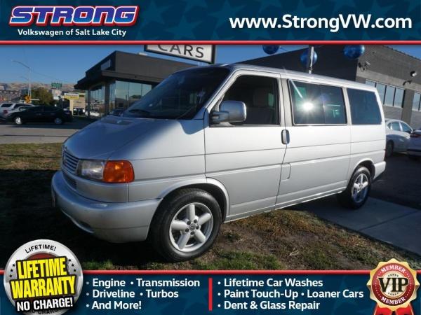 Volkswagen EuroVan 2003 $18996.00 incacar.com