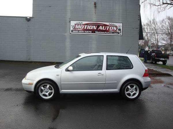 Volkswagen Golf GTI 2001 $3150.00 incacar.com