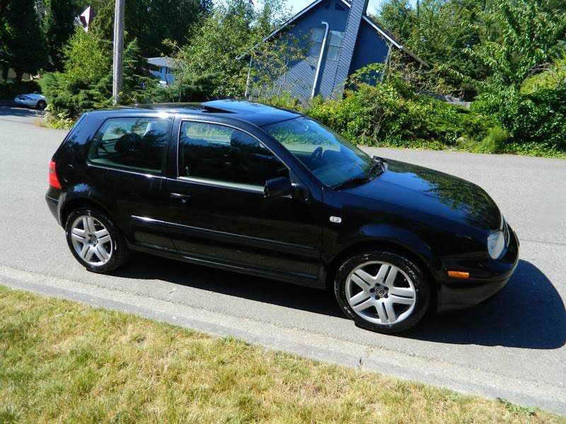 Volkswagen Golf GTI 2003 $4995.00 incacar.com