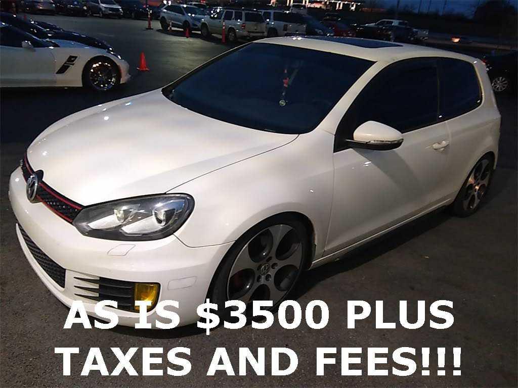 Volkswagen Golf GTI 2011 $3500.00 incacar.com