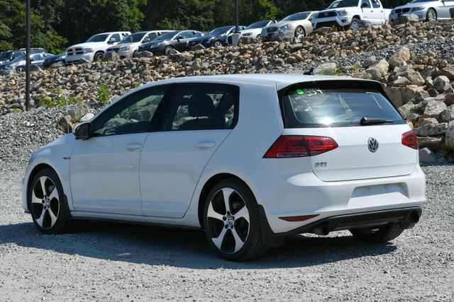 used Volkswagen Golf GTI 2015 vin: 3VW4T7AU2FM094534