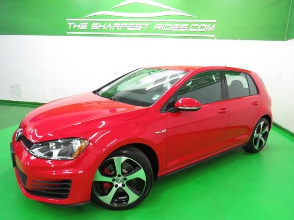 Volkswagen Golf 2017 $23988.00 incacar.com