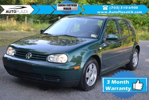 Volkswagen Golf 1999 $3688.00 incacar.com