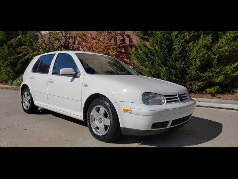 Volkswagen Golf 2000 $3995.00 incacar.com