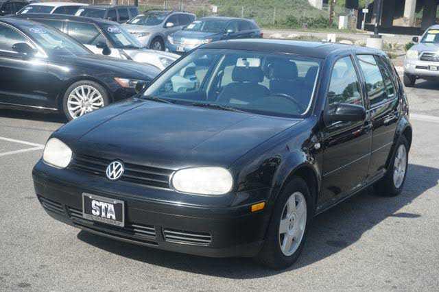 Volkswagen Golf 2001 $2491.00 incacar.com