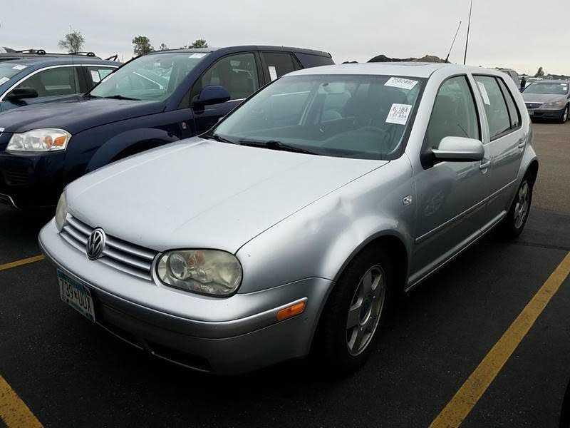 Volkswagen Golf 2002 $2900.00 incacar.com