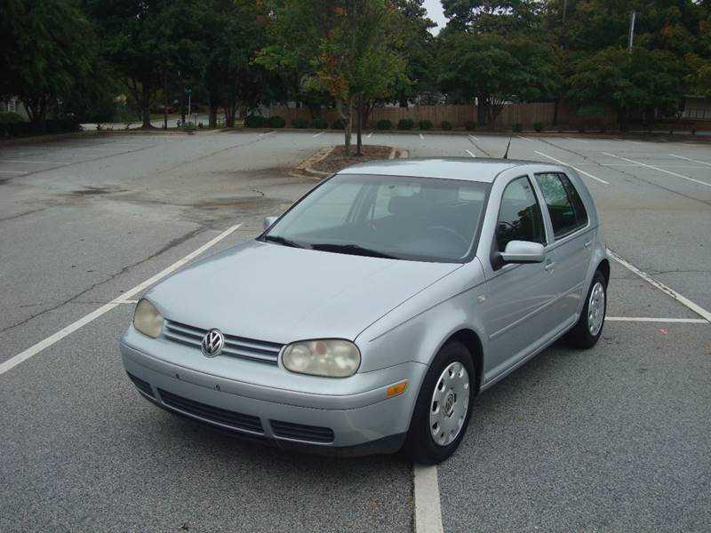 Volkswagen Golf 2004 $2999.00 incacar.com