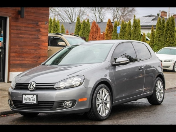 Volkswagen Golf 2012 $14691.00 incacar.com