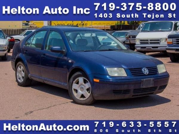 Volkswagen Jetta 2001 $3932.00 incacar.com