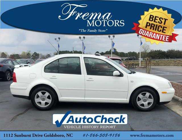 Volkswagen Jetta 2002 $2998.00 incacar.com