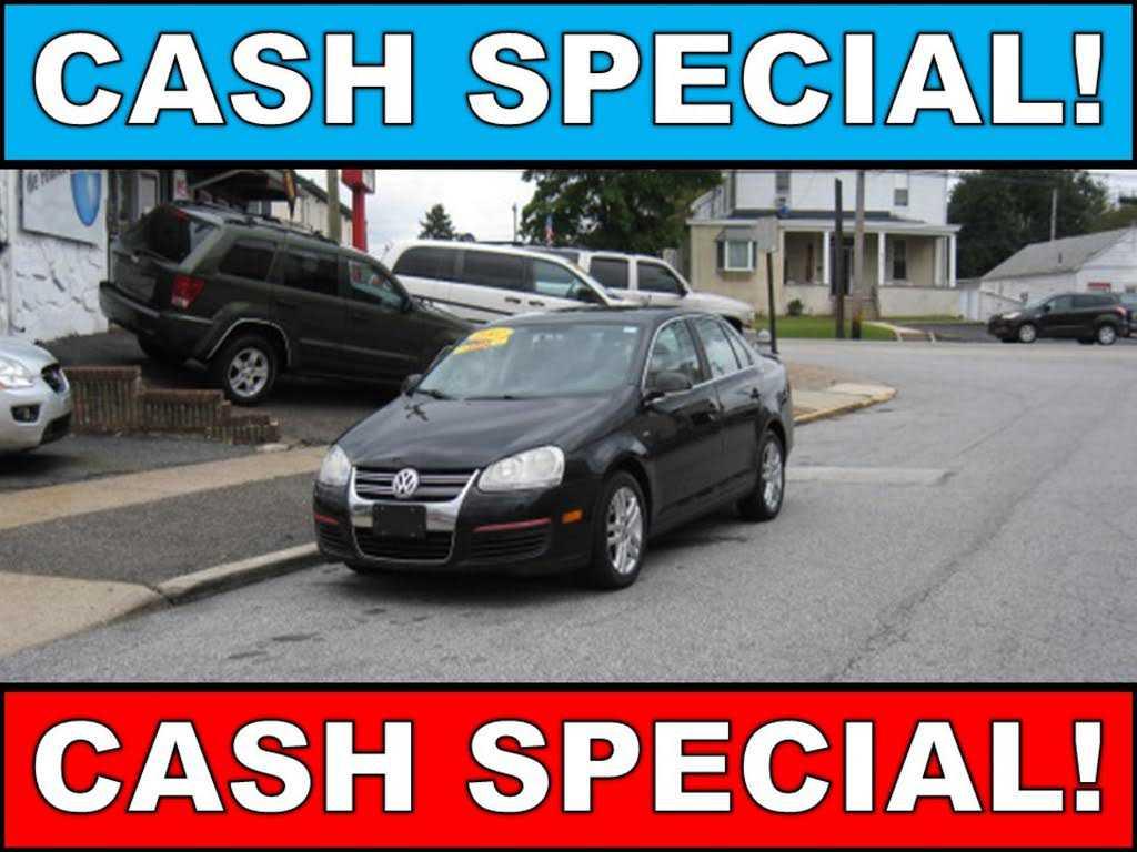 Volkswagen Jetta 2007 $2495.00 incacar.com