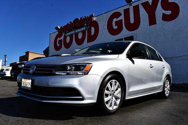 Volkswagen Jetta 2015 $12995.00 incacar.com