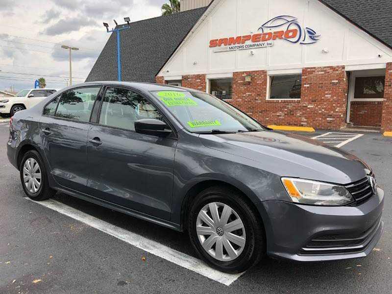 Volkswagen Jetta 2016 $7790.00 incacar.com