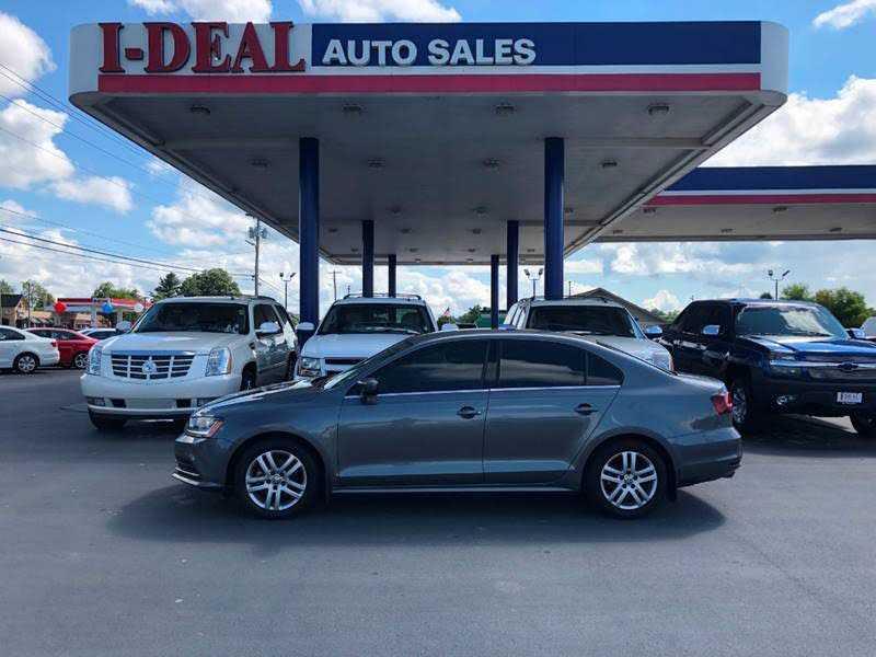 Volkswagen Jetta 2017 $8995.00 incacar.com