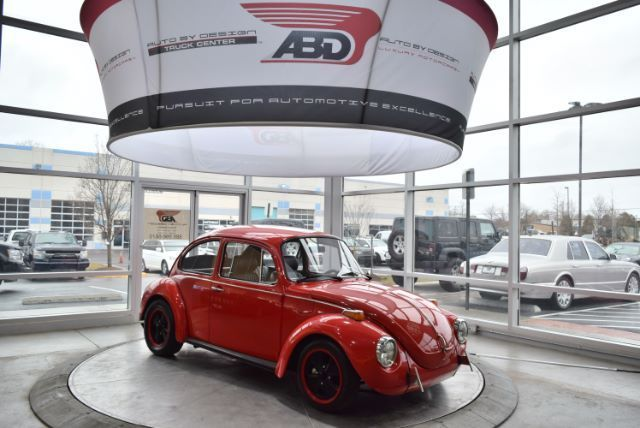 Volkswagen New Beetle 1973 $12790.00 incacar.com