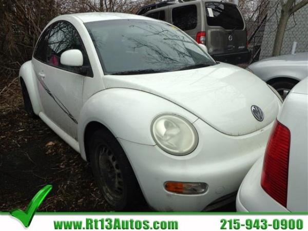 Volkswagen New Beetle 1998 $1950.00 incacar.com