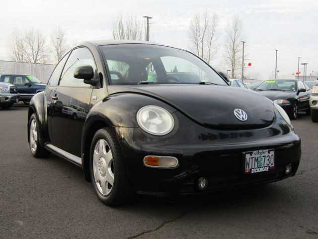 Volkswagen New Beetle 1999 $2788.00 incacar.com