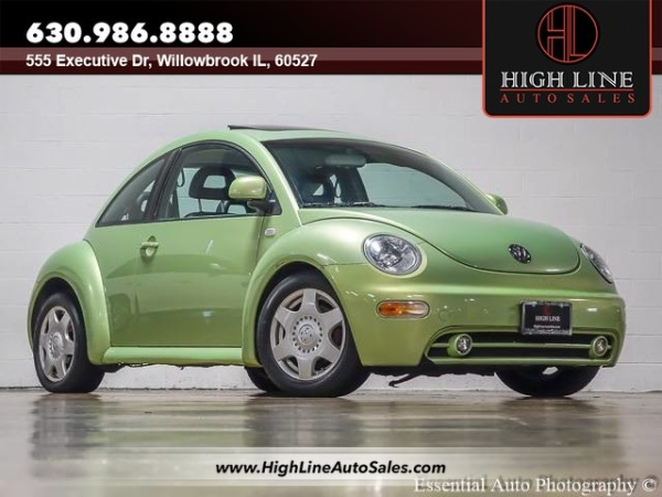 Volkswagen New Beetle 1999 $3995.00 incacar.com