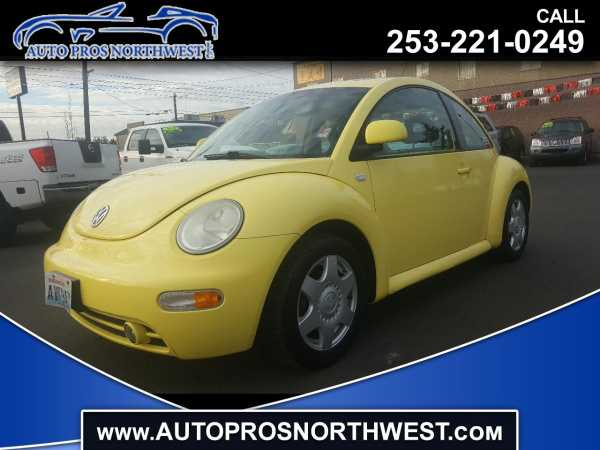 Volkswagen New Beetle 2000 $3288.00 incacar.com