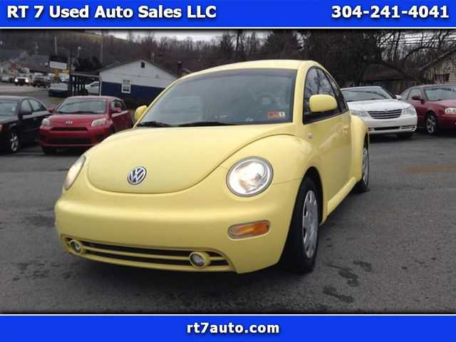Volkswagen New Beetle 2000 $4900.00 incacar.com