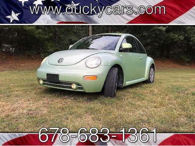 Volkswagen New Beetle 2000 $3295.00 incacar.com