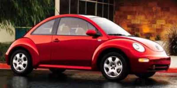 Volkswagen New Beetle 2003 $2600.00 incacar.com
