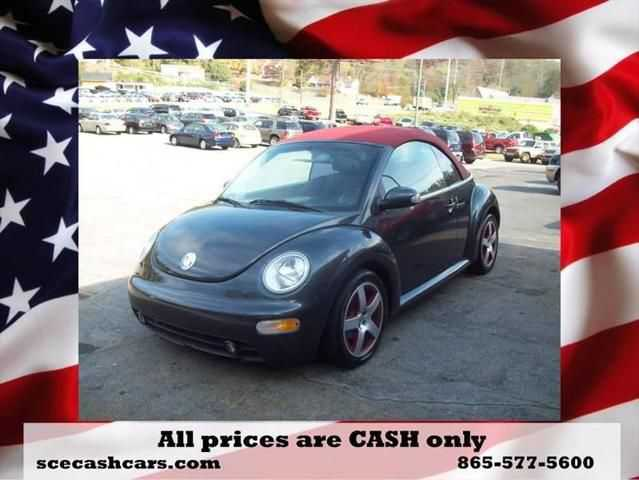 Volkswagen New Beetle 2005 $1500.00 incacar.com