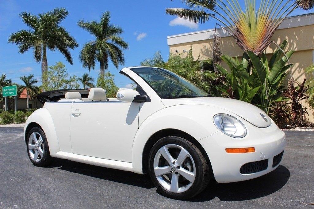 used Volkswagen New Beetle 2007 vin: 3VWFF31Y87M423508