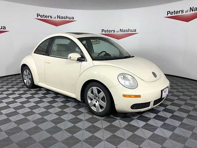 Volkswagen New Beetle 2007 $2988.00 incacar.com