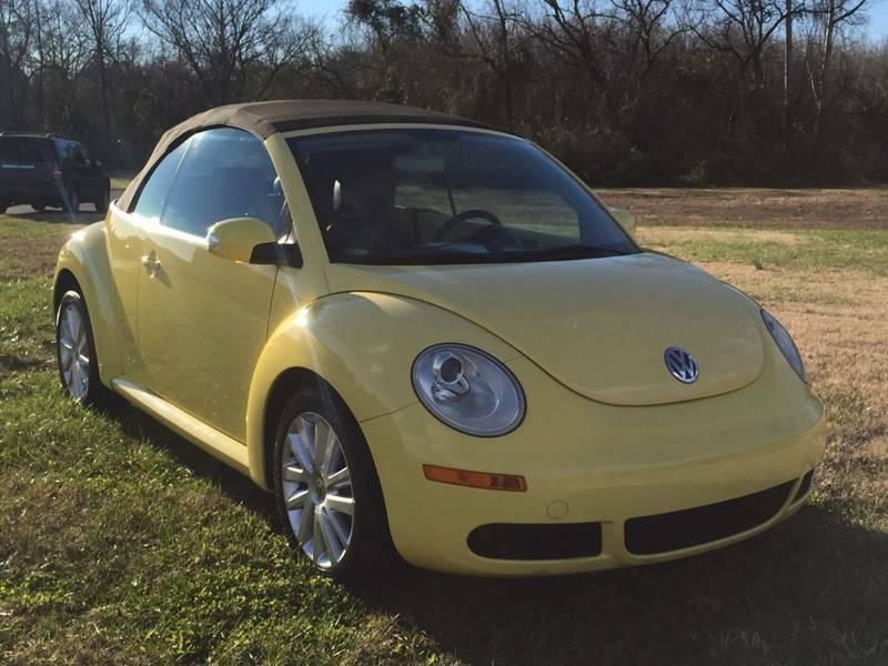 Volkswagen New Beetle 2008 $5995.00 incacar.com