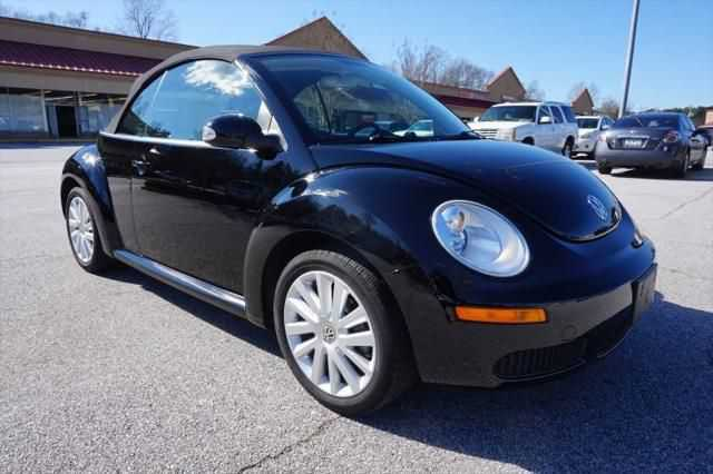 Volkswagen New Beetle 2009 $11991.00 incacar.com