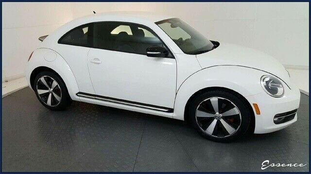 Volkswagen New Beetle 2012 $11490.00 incacar.com