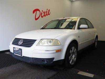 Volkswagen Passat 2002 $1490.00 incacar.com