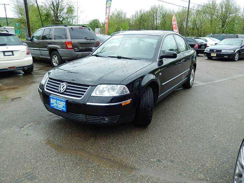 Volkswagen Passat 2002 $4200.00 incacar.com
