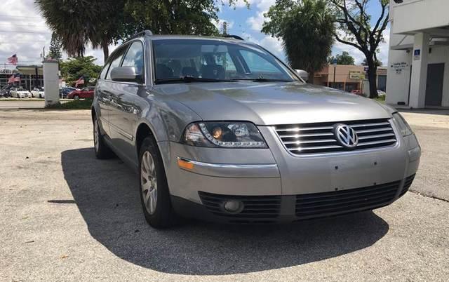 Volkswagen Passat 2003 $3000.00 incacar.com