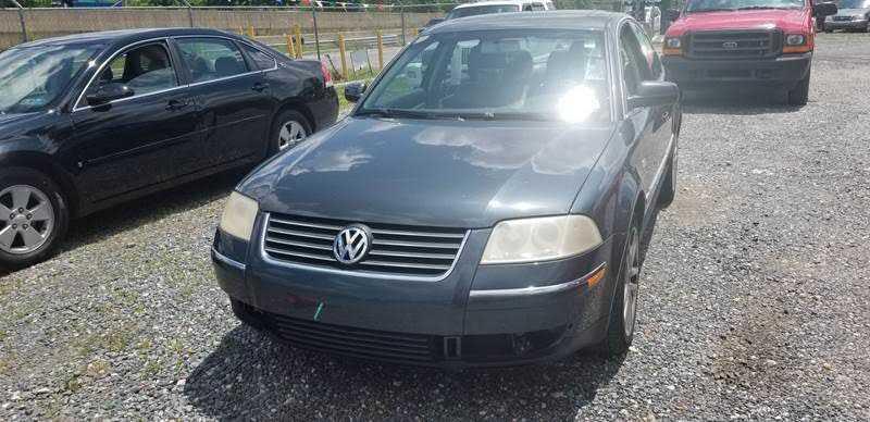 Volkswagen Passat 2003 $500.00 incacar.com