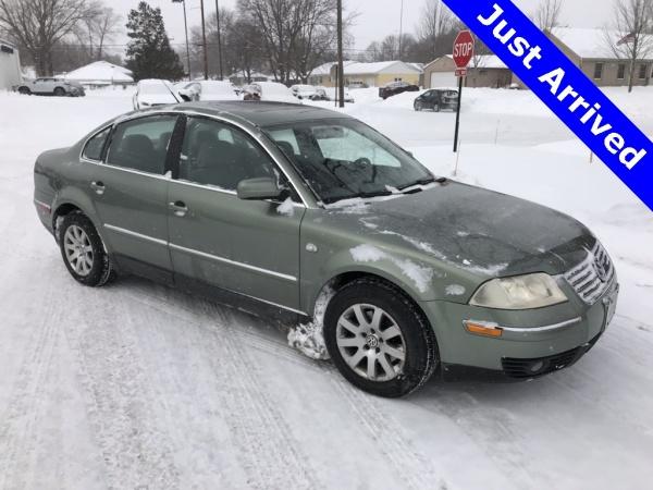 Volkswagen Passat 2003 $3795.00 incacar.com