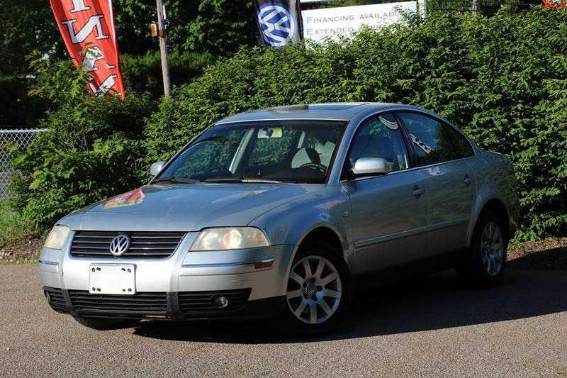 Volkswagen Passat 2003 $1495.00 incacar.com
