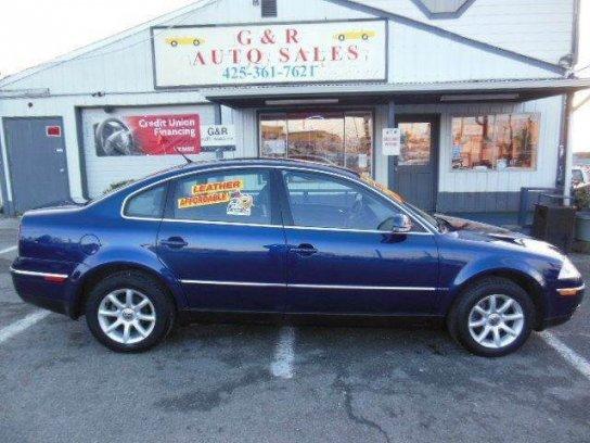 Volkswagen Passat 2004 $5999.00 incacar.com