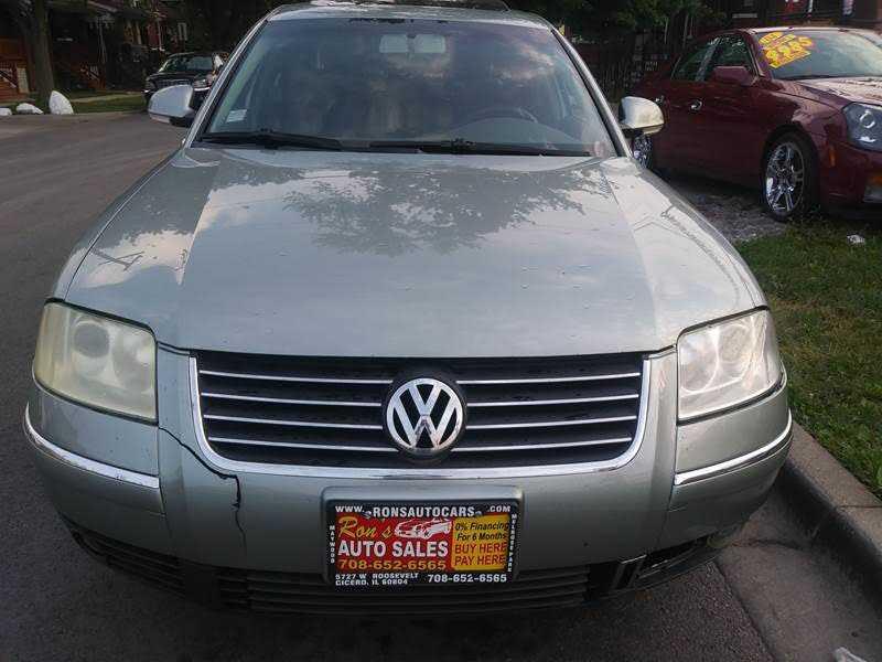 Volkswagen Passat 2004 $1895.00 incacar.com