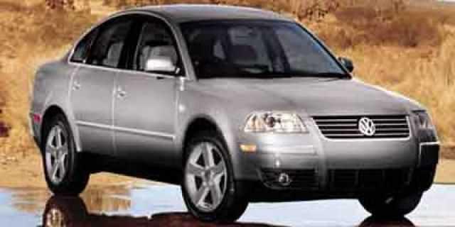 Volkswagen Passat 2004 $1986.00 incacar.com