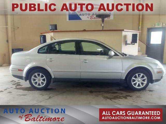 Volkswagen Passat 2004 $1300.00 incacar.com