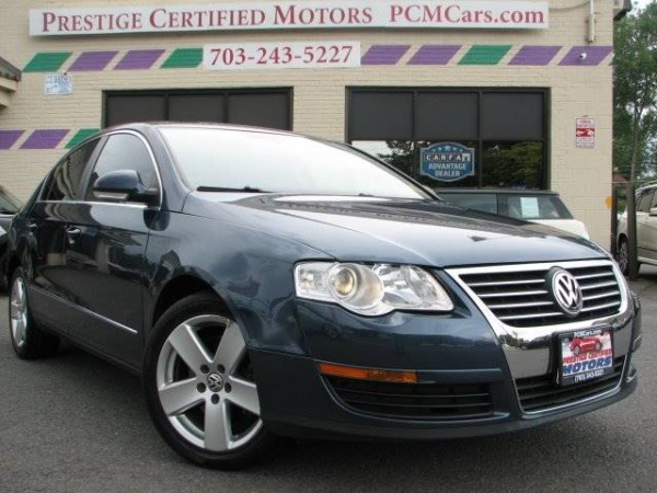 Volkswagen Passat 2008 $6477.00 incacar.com