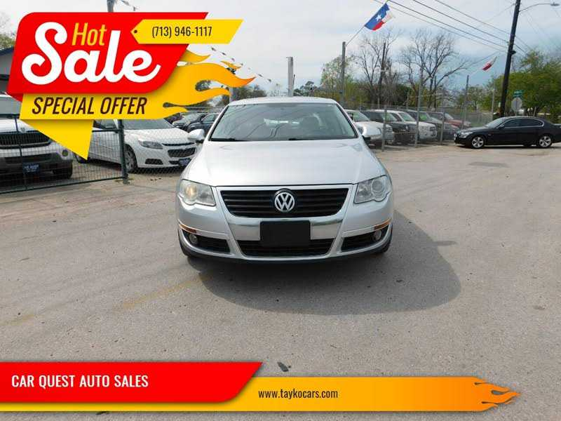 Volkswagen Passat 2010 $5475.00 incacar.com