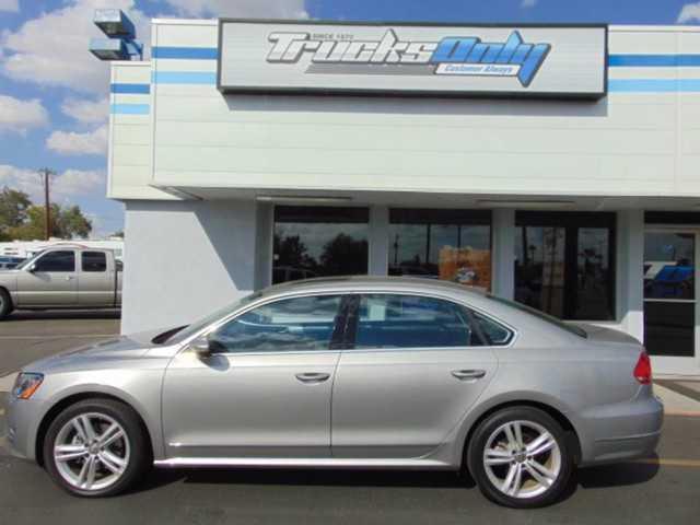 Volkswagen Passat 2012 $13477.00 incacar.com