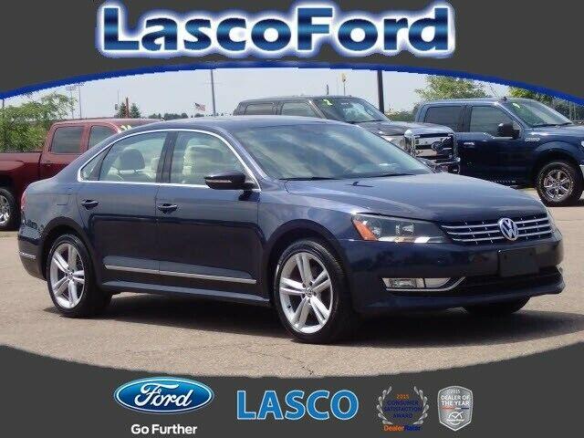 Volkswagen Passat 2012 $7500.00 incacar.com