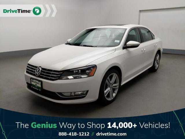 Volkswagen Passat 2012 $12795.00 incacar.com